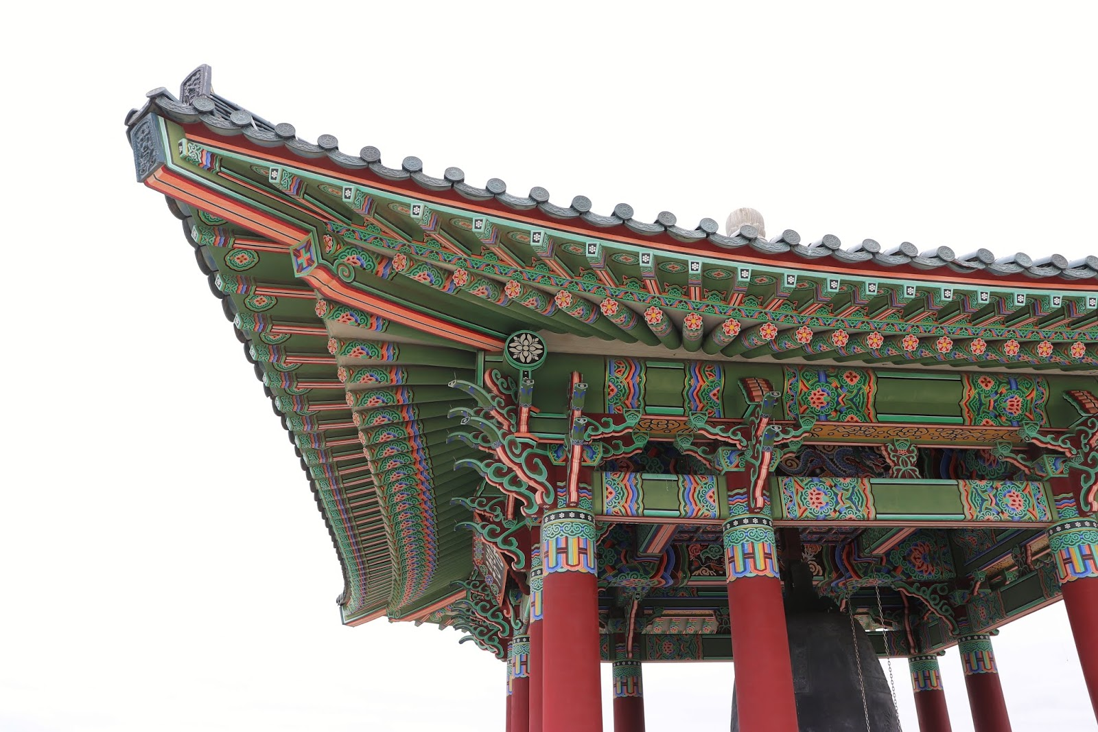 Asian Style roof