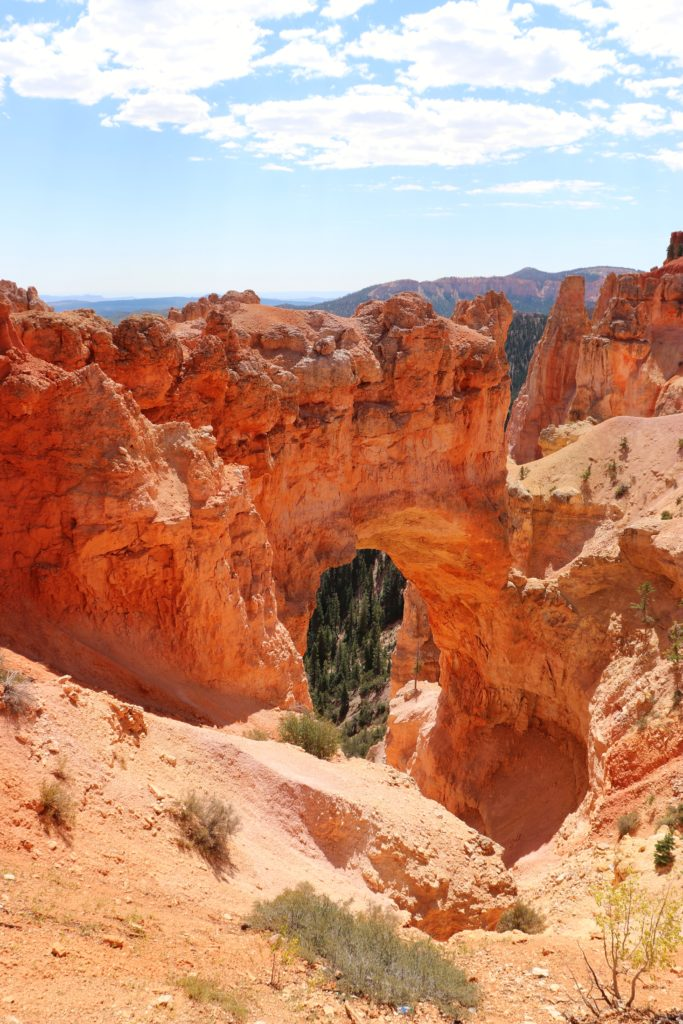 Arch Bryce Canyon